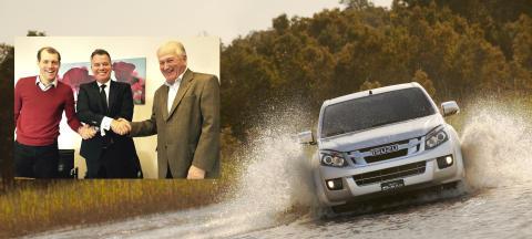 International Motors Nordic förvärvar Isuzu Sverige