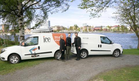Senab Interior förvärvar ICE Interiör i Umeå