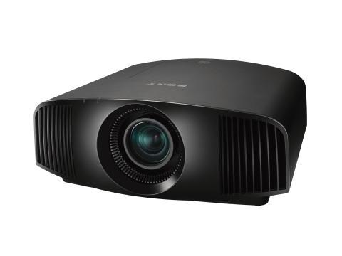 Sony introduceert drie nieuwe Home Cinema-projectoren