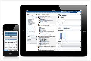 Exformatics redo med ÄHS för mobilen