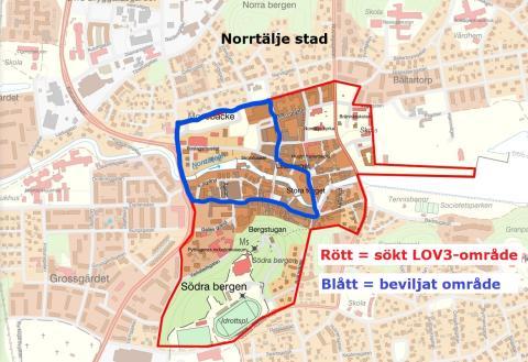 Kartbild LOV 3-område Norrtälje stad 2019.jpg