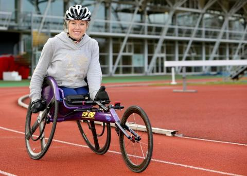 ParalympicsGB Allianz ambassadors blogs - Hannah Cockroft part 2