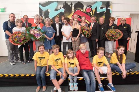 Deutscher Bürgerpreis 2015