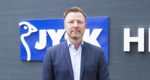 Jacob Brunsborg will be new Chairman of Lars Larsen Group