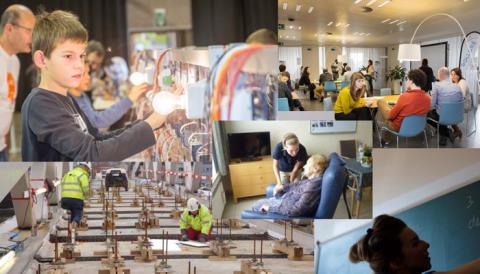 Antwerpse talentenhuizen focussen op moeilijk invulbare beroepen in 5 sectoren