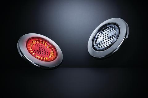 Framtidens baklampor med dynamiska funktioner