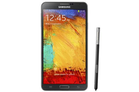 Nu finns Galaxy Note hos 3