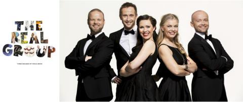 The Real Group – 30-årsjubileum