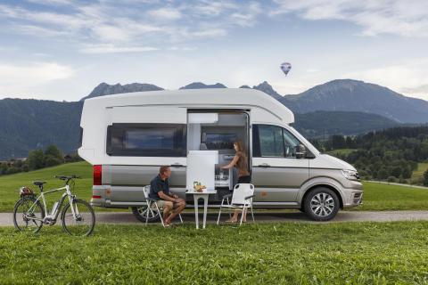Oplev Volkswagen California XXL på Ferie for Alle i Herning d. 23.-25. februar