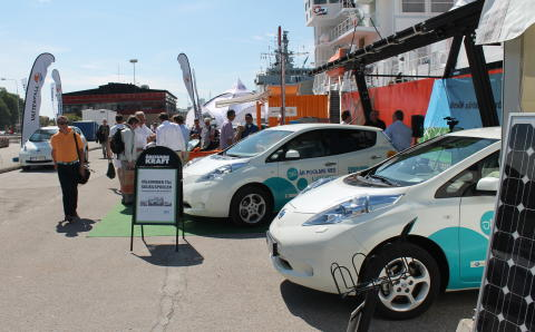 Power Circle bjuder in till Almedalsseminarium om elektrifierade fordon och laddinfrastruktur