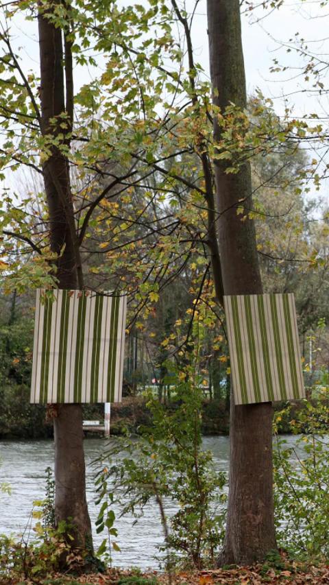 Fredrik Værslev er årets Artist Tree-kunstner