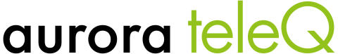 Logotyp - Aurora teleQ
