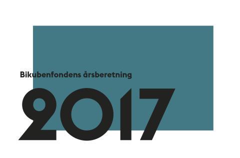 Bikubenfondens årsberetning 2017