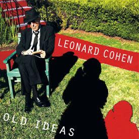 Leonard Cohen släpper nya albumet Old Ideas