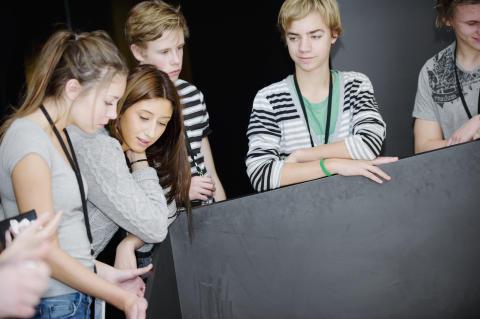 Elever i workshop (3)