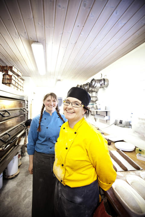 Starkast nyföretagaranda i Jämtland Härjedalen enligt Turistnäringens Företagarindex