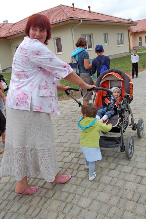 SOS-Barnbyn i Valmiera, Lettland