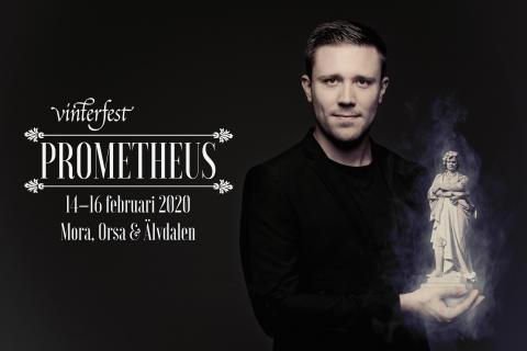 """BILJETT- OCH PROGRAMSLÄPP // Vinterfest – """"Prometheus"""" 14–16 februari, 2020"""