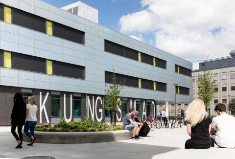 Pressinbjudan: Invigning av nybyggda Kungsmadskolan