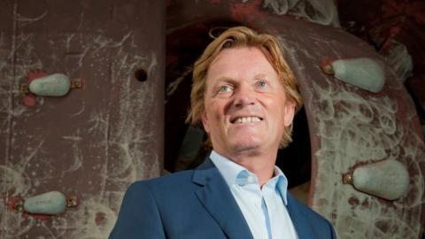 IT-Executive interview: Aart Rupert (Damen Shipyards): 'Ik wil de koers vasthouden'