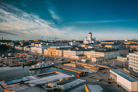 Helsinki City is using public buildings to increase stability of the electric grid