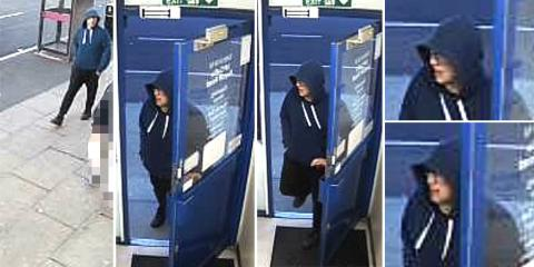 CCTV appeal following armed robbery at West Derby convenience store