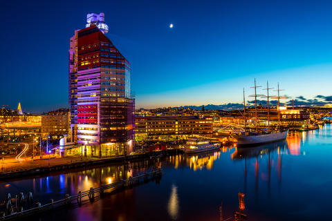Trygghetsjouren i Göteborg