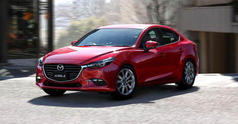 Mazda 3 2017 #1
