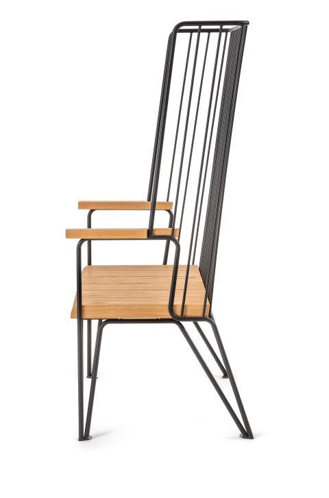Gard soffa, design Odin Brange Sollie.