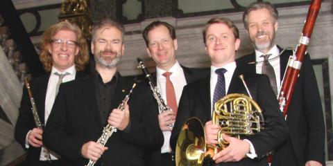 Royal Wind Quintet Stockholm
