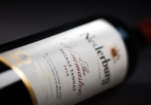 Nytt rödvin från legendarisk producent – Nederburg The Winemasters Shiraz Tannat