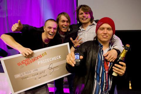 Succé för JOSS Awards i Åre