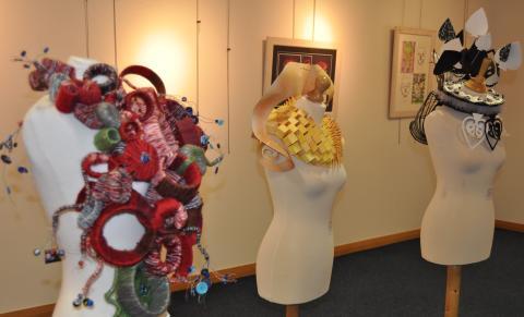 Pupils' art on display