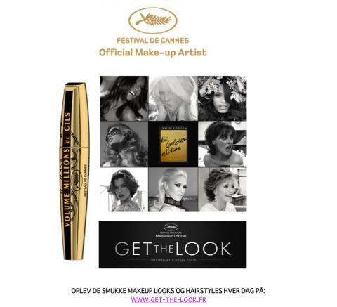 L'Oréal Paris fejrer 15 års jubilæum på Cannes Film Festival 2012