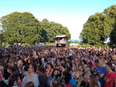 Besöksnäringens omsättning i Eskilstuna ökade med 27 miljoner kronor 2014!