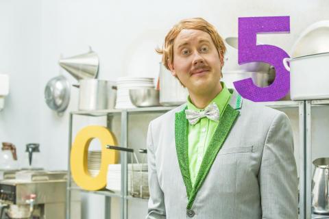 Livet i Mattelandet 2015 - Henrik Johansson
