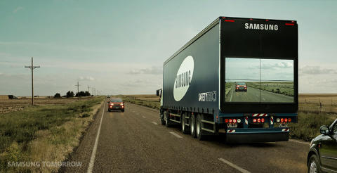 'Transparent' safety trucks to be trialled