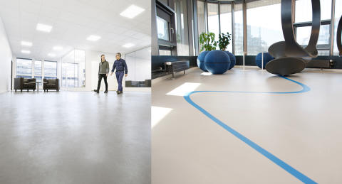 BASF lanserar ett nytt golvsystem på den svenska marknaden