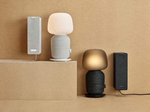 IKEA og Sonos sætter spot på lyd