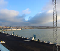 The Port of Trelleborg shares information