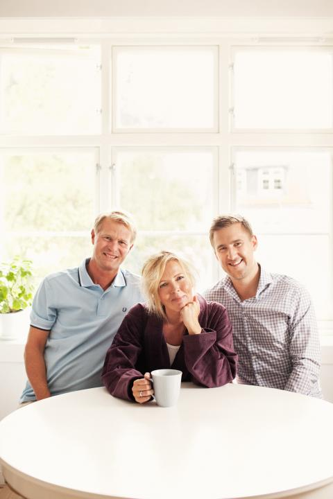 Silje Stang er tilbake i P4s Radiofrokost sammen med Bjørn Faarlund og Daniel Høglund
