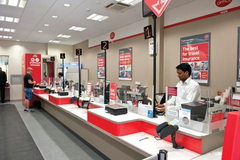 Post Office branch modernisation programme wins major global accolade