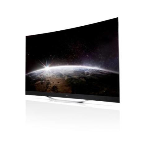 LG FÖRST UT MED OLED-TV I 4K-UPPLÖSNING