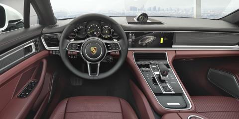 Interior Panamera 4 E-Hybrid Executive