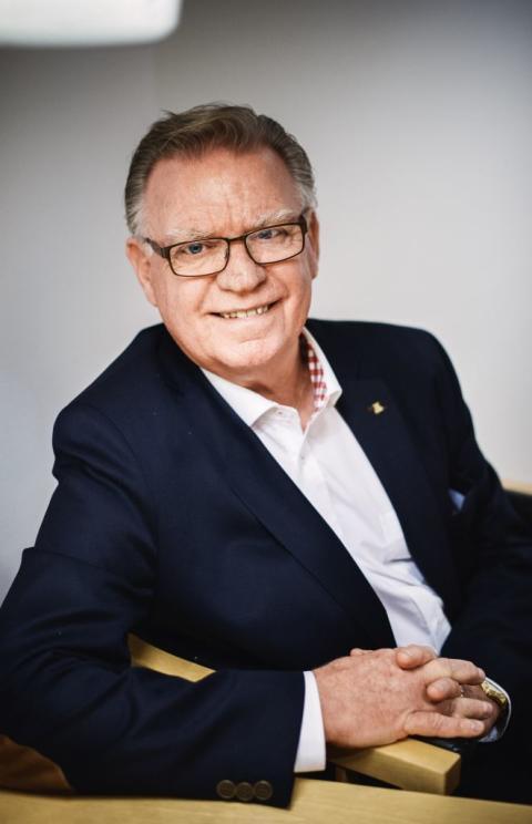 Peter Wållberg utsedd till Årets Förebildsentreprenör 2016 av Founders Alliance