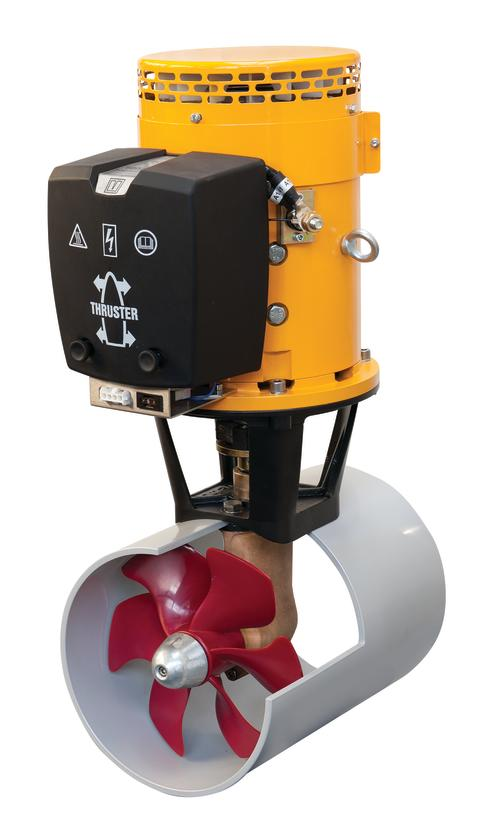 Hi-res image - VETUS - The new VETUS BOW18024D is a bow thruster providing 180 kgf on a 24V power supply