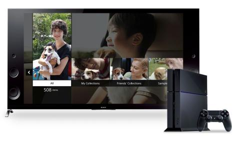 Sony releases PlayMemories Online App for PS4