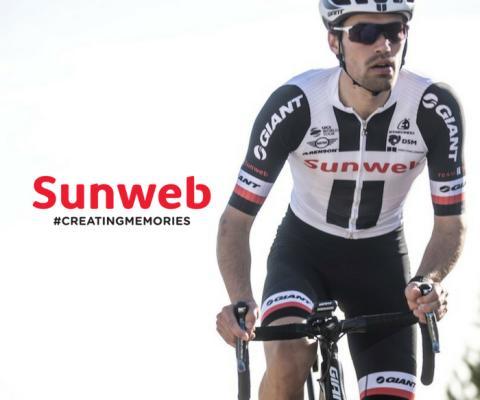 Sunweb er ny sponsor for bakketrøjen i PostNord Danmark Rundt