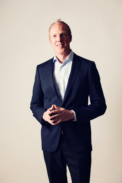 Helge E Jenssen - Direktør Energi - Østlandet