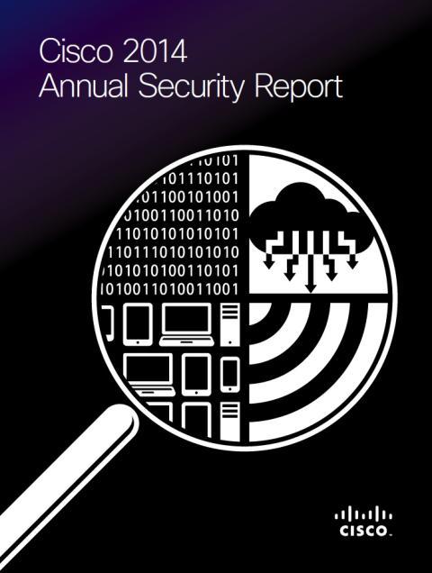 Ciscos årliga säkerhetsrapport: Hackers allt mer professionella